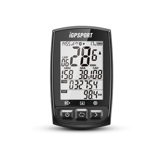Ciclocomputer GPS iGPSPORT iGS 50E 0