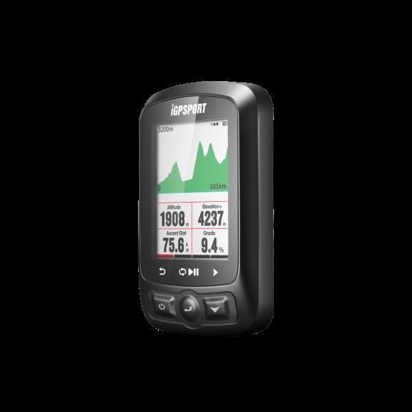 Ciclocomputer GPS iGPSPORT iGS 618